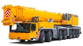 Автокран Liebherr LTM-1400